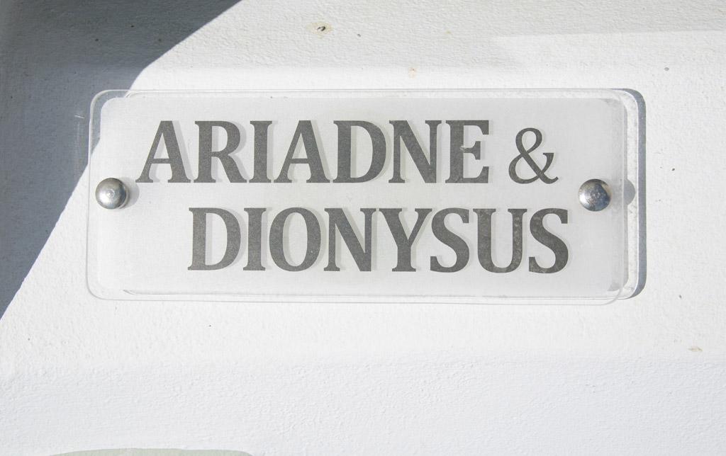 Ariadne & Dionysus Suite