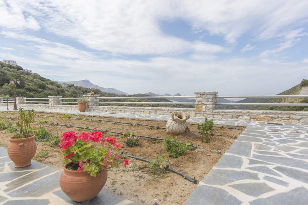 Elaiolithos Naxos Greece Exterior View