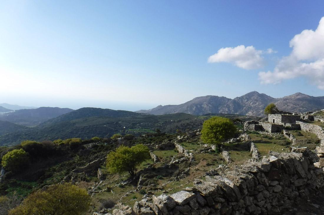 ELaiolithos – Sifones – Fanari – Apeiranthos