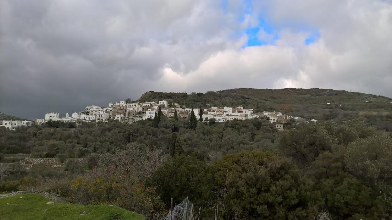 ELaiolithos – Moni – Kaloxilos – Akadimoi – Kerami -Chalkio – Panagia Drosiani Church – ELaiolithos