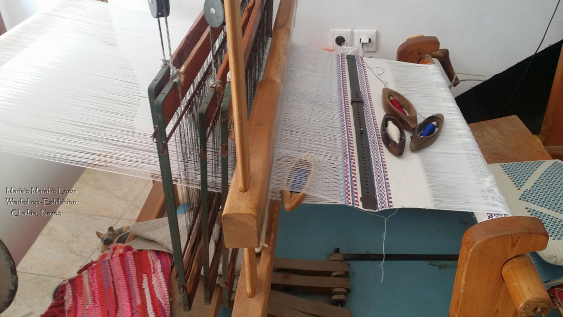 Loom Weaving Tradition