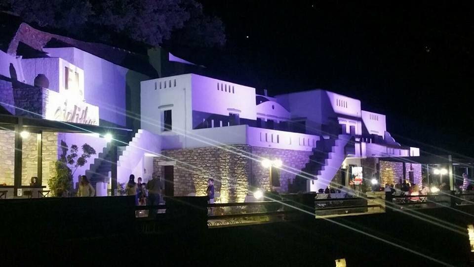 Summer 2018- Events In Naxos Island, Greece